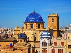 Básilica Santa Maria #elche Spain