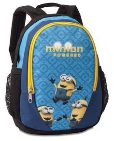 Despicable Me Minions Rugzak Powered