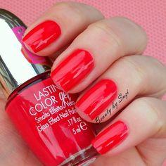 PUPA Dot Shock Lasting Color Gel Nail Polish, 151 Passion Red