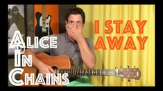 Fingerstyle Guitar, Alice In Chains, Guitar Lessons, Drugs, Album, Play, Music, Youtube, Songs