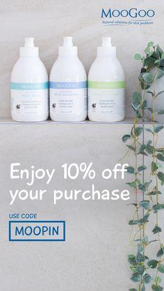 Enjoy 10% off with MooGoo Natural Hair Care, Natural Hair Styles, Thin Hair Updo, Sensitive Scalp, Hair Scalp, Coloured Hair, Natural Solutions, Diy Skin Care, Skin Problems