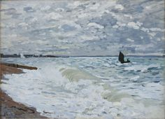 Post anything (from anywhere!), customize everything, and find and follow what you love. Create your own Tumblr blog today. The Sea at Le Havre - Claude Monet