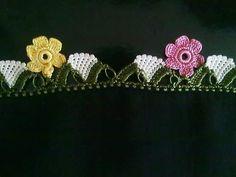 Crochet Borders, Crochet Edgings, Elsa, Handmade Envelopes, Knitting And Crocheting, Tricot, Crocheted Lace, Towels, Amigurumi
