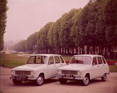 Renault 6 - 1970