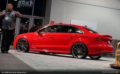SEMA 2014: H&R Audi S3 Sedan - Fourtitude.com