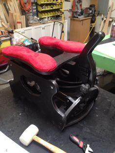 Rocking Chair Sex Machine