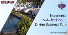 Your beloved vehicle remains safe at parking space of #DivineBusinessPark, #Kurukshetra. So that, you enjoy convenient shopping with peace of mind.