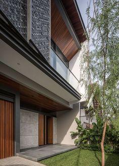 Natural Stone Flooring, Main Entrance, Architectural Elements, Skylight, Luxury Interior, Modern Luxury, Photo Studio, Facade, Architecture