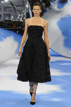 Dior RTW Fall 2013 - Slideshow - Runway, Fashion Week, Reviews and Slideshows - WWD.com