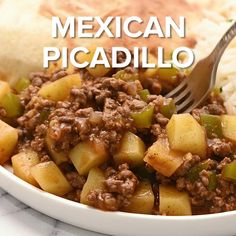 Mexican Dishes, Mexican Food Recipes, Mexican Desserts, Cooking Recipes, Healthy Recipes, Meal Recipes, Pasta Recipes, Crockpot Recipes, Cooking Tips