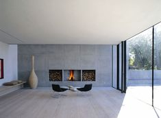 Fireplace, [Astonishing Library Above Fireplace X]: Astounding Spacious Fireplace Design