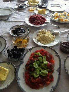 Kahvalt - Turkish Breakfast