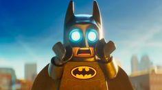 We're just a little over a month away from the release of The LEGO Batman Movie, giving us the building block version of The Dark Knight, who stole more than a few scenes in The LEGO Movie a few years back. Will Arnett is back in the lead voice role, and Lego Batman 2017, Lego Batman Movie, Lego Dc, Batman Stuff, Lego Marvel, Batman Meme, Lego Batman Wallpaper, Comic Movies, Comic Book