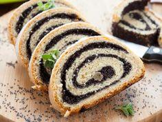 Recette de Gâteau roulé au pavot (Makotch)