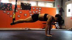 TRX Cardio Strength Vinyasa Flow ❤ https://www.youtube.com/watch?v=8EWujbnFlE0