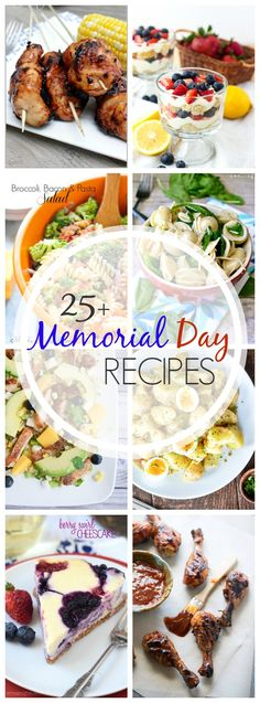 memorial day picnic menu
