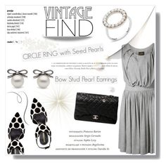 """""""Your Favorite Vintage Find"""" by littlehjewelry ❤ liked on Polyvore"""