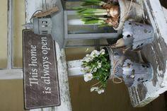 Billeder fra Fru hygges Butik...