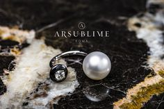 Nesea ring #arsublime #nesea #closeup #roma #rome #marble #goddess #passion #gioiellitaliani #italianartisanaluxury #design #jewelry #fashion #style  Discover on: http://www.arsublime.it/collezione/le-dee-romane/