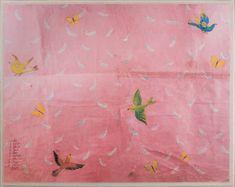 Paule Marrot Feathers