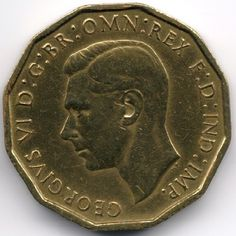 United Kingdom 3 Pence 1942 op eBid België