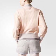 adidas - Blusa Moletom Stella McCartney Run