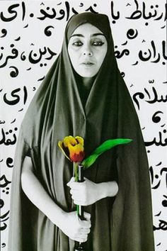 Shirin Neshat - Women of Allah (1)