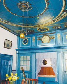 Franeker, Netherlands - Eisinga Planetarium (The oldest functioning orrery) | Atlas Obscura