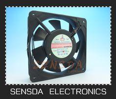 Aliexpress.com : Buy Free Shipping!Suntronix Sun Ju SJ1238HA1  AC fan 12038 110V 0.27A Axial fan server inverter Cooling fan from Reliable Cooling fan suppliers on Shenzhen Shengshida Electronics Co.,Ltd. $27.99