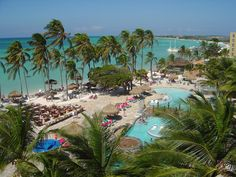 Aruba Marriott - stayed here for my senior spring break. so amazing!