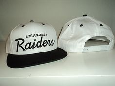 6eceeae14c0 LOS ANGELES RAIDERS SNA.