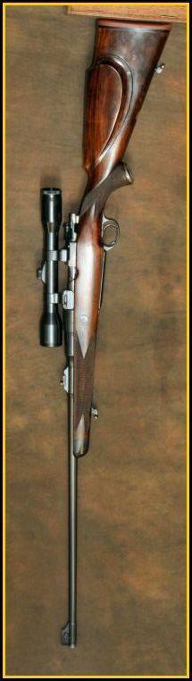 Ralph Badenhorst Bespoke Rifles & Gunsmithing 244 H&H
