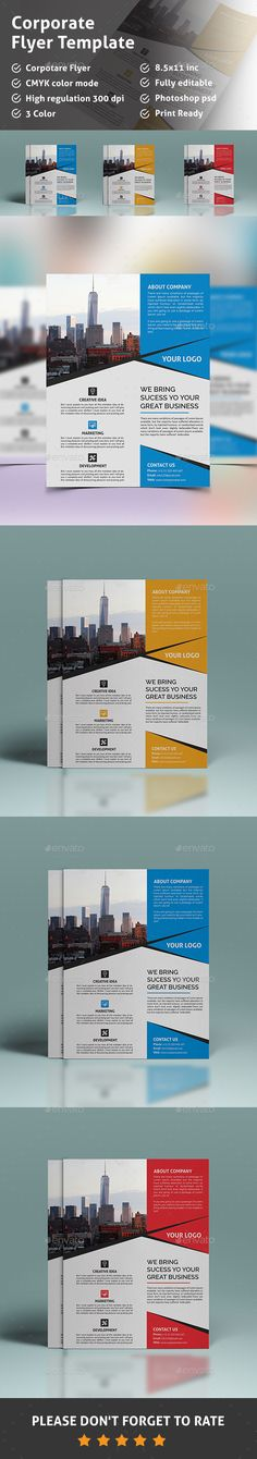 Flyer Flyer template, Brochures and Print templates - discount flyer template