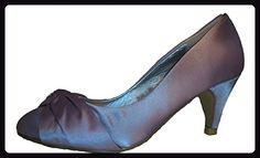 Elegante Pumps High Heels in pink mit Schleife, Größe 40; Damenschuhe, Modell 11084102092265, Schuh für Damen, ein edler Hingucker-Schuh, hier: Pink. - Damen pumps (*Partner-Link)