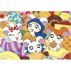 Photo by Melon Thompson 2000 Cartoons, Hamtaro, Kawaii Art, My Childhood Memories, Animation Series, Digimon, Cartoon Characters, Pikachu, Anime