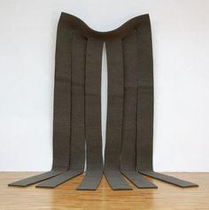 Robert Morris // Untitled // 1969 // Felt