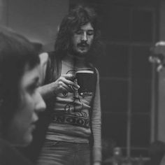 John Bonham of Led Zeppelin John Bonham, Great Bands, Cool Bands, Led Zeppelin I, John Paul Jones, Whole Lotta Love, Shin Splints, Rock Groups, Jimmy Page