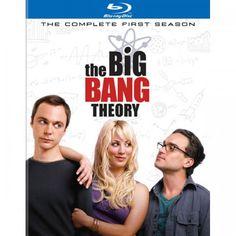 The Big Bang Theory: Season 1 Blu-ray