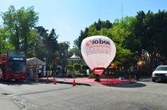 Globos aerostáticos de control remoto para publicidad ana@globosaerostaticosmexico.com