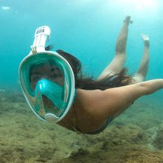 The H20 Ninja Full Face Snorkeling Mask – An advanced Snorkeling Experience…