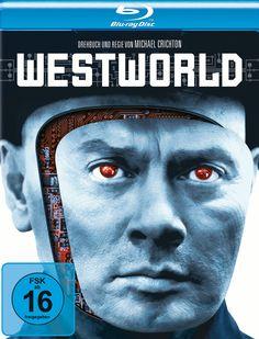 michael crichton movies   Westworld - Michael Crichton - Blu-ray Disc - www.mymediawelt.de ...