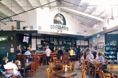 Golde Road Brewery in Los Ángeles- One of the top five in the city