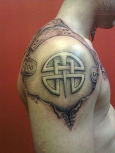 Glorious Armor Arm Tattoo Sleeves (18)