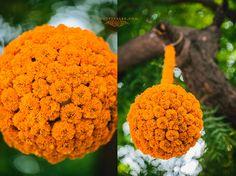 Marigold Flower Props
