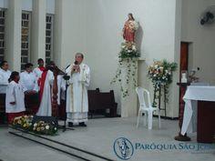 Aniversário de Ordenação do Padre Mário e Natalício do Padre Fábio