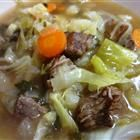 Cawl (Traditional Welsh Broth) Cawl was the dish most commonly served for dinner on the farm during the winter months in Wales Read Recipe by elfwitchy Welsh Recipes, Uk Recipes, Gourmet Recipes, Cooking Recipes, Healthy Recipes, British Recipes, English Recipes, British Meals, British Dishes