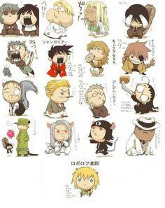 Hellsing characters