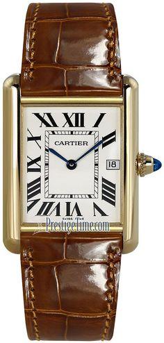 Louis Cartier Tank Watch