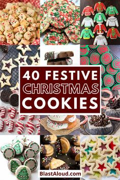 fun christmas cookies Weihnachtspltzchen Make your house smell divine with these festive and tasty Christmas cookies recipes. Enjoy them yourself or use them for a cute Christmas edible gift. Christmas Donuts, Christmas Desserts Easy, Best Christmas Cookies, Christmas Chocolate, Holiday Cookies, Christmas Treats, Christmas Baking, Christmas Fun, Christmas Recipes
