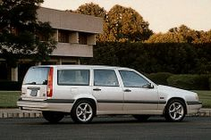 1996 Volvo 850 Platinum Edition wagon on Persus alloys. Volvo 850, Google Search, Beauty, Cars, Automobile, Beauty Illustration